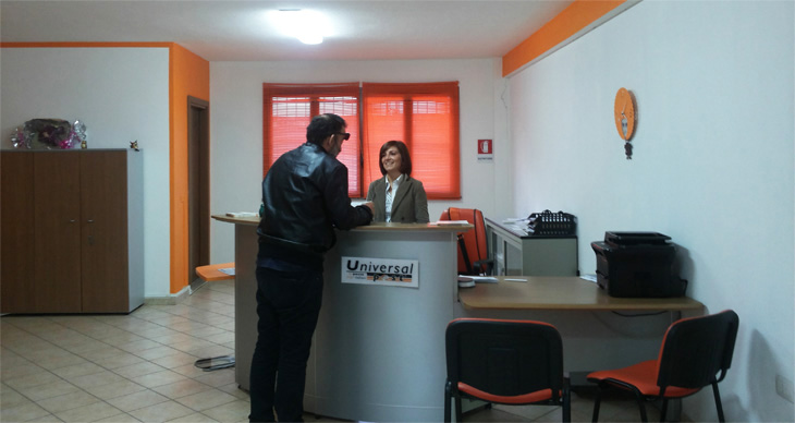 Universal Post - Franchising Poste Private