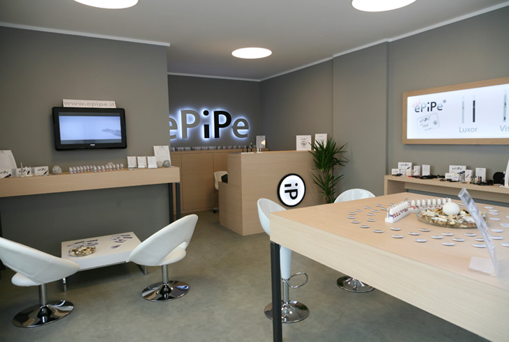 ePiPe - Franchising Sigarette Elettroniche